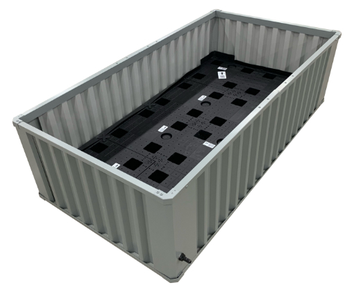 WaterUps® launches new raised wicking bed range