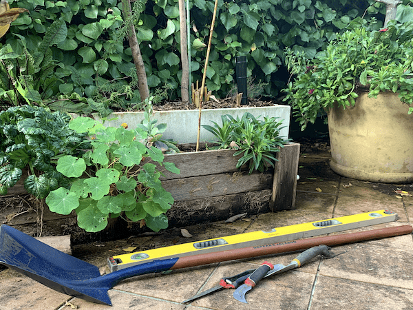 Essential Tools for Wicking Beds and Gardening