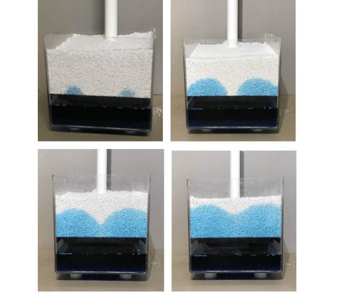 Capillary Rise in WaterUps®