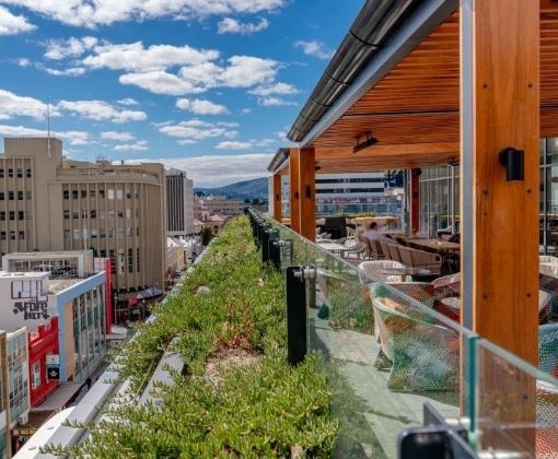 How WaterUps® reduced maintenance costs at the Crowne Plaza, Hobart