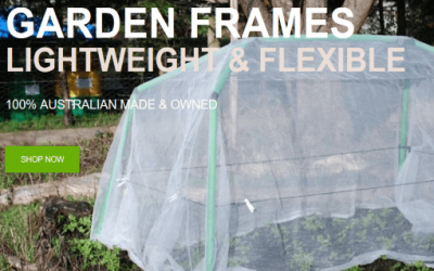WaterUps® and Flexi Garden Frames® join forces